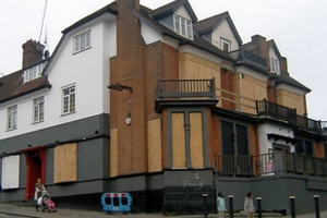 56 Muswell Hill Strip Out by TandT Group - case studies